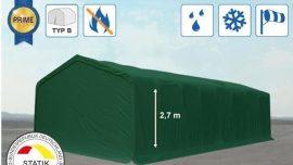 Raktár és garázssátor Wikinger 6 x 12 x 2,7 m