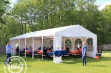 Parti és Rendezvénysátor Professional 7 x 14 x 2,6 m (lángálló)