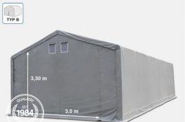 Raktársátor Professional Prime 5 x 12 x 3 m