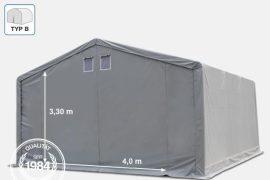 Raktársátor Professional Prime Plus (lángálló) 6 x 10 x 3 m