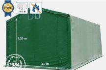 Raktársátor Professional Prime Plus (lángálló) 5 x 10 x 4 m