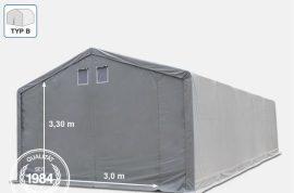 Raktársátor Professional Prime 5 x 10 x 3 m